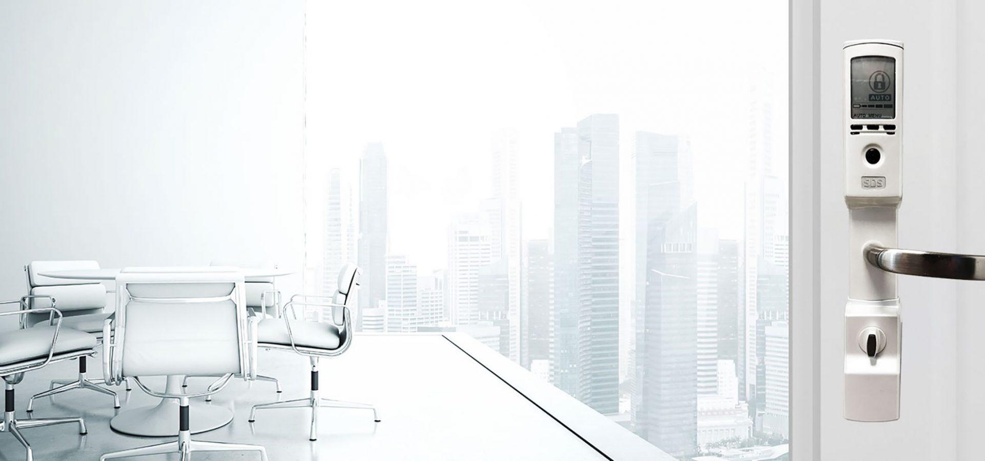 מנעול דיגיטלי חכם למשרדים