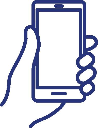 פתיחה ונעילה חכמה של דלת עם אפליקציה icon